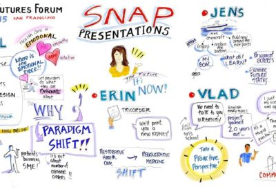 Health Futures Forum Snap Presentations